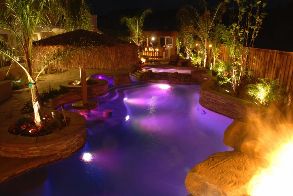 How Pool Lighting Can Increase Your Pool\'s Aesthetic Appeal